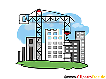 Grue image gratuite - Industrie illustration