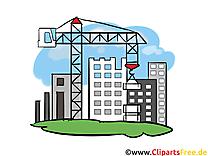 Grue image gratuite - Industrie illustration