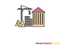 Grue images - Industrie clip art gratuit