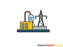 Illustration gratuite Industrie clipart
