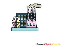 Industrie dessin - Usine cliparts à télécharger