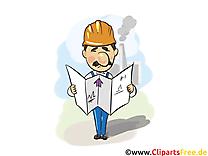 Ingénieur clipart gratuit - Industrie images