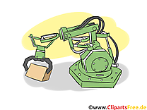 Machine illustration - Industrie images