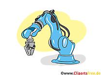 Machine illustration gratuite - Industrie clipart