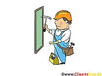 Ouvrier image gratuite - Industrie cliparts
