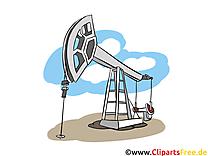 Raffinerie dessin gratuit - Industrie image