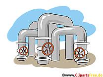 Tuyaux images gratuites – Industrie clipart
