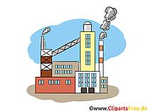 Usine image - Industrie images cliparts