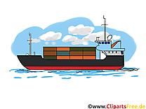 Vaisseau dessins gratuits - Industrie clipart