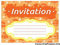 Dessin à télécharger Invitation images