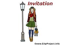 Rendez-vous images - Invitation dessins gratuits