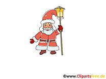 Lanterne père noël clip art gratuit – Saint Nicolas dessin