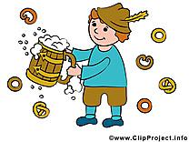 Allemagne fête images - Oktoberfest dessins