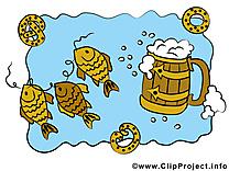Bière image à télécharger - Oktoberfest clipart