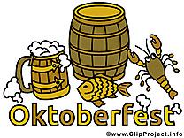 Bière oktoberfest dessin gratuit à télécharger