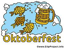 Dessin Oktoberfest à télécharger images