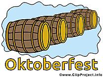 Dessin Oktoberfest gratuit clip arts