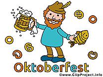 Fête clipart gratuit - Oktoberfest dessins gratuits