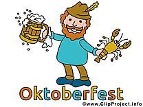 Fête image gratuite - Oktoberfest cliparts