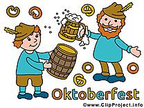 Oktoberfest image gratuite cliparts