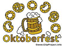 Oktoberfest images dessins gratuits