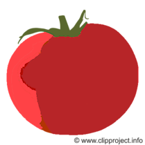 Tomate clip arts gratuits - Légume illustrations