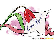 Fleur dessin gratuit - Adieu image
