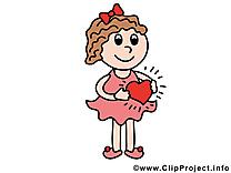 Coeur clipart gratuit - Amoureux images