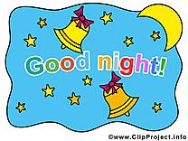 Bonne nuit dessin gratuit image