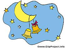 Cloches dessin à télécharger - Bonne nuit images