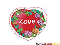 Amour clipart gratuit - Coeur images