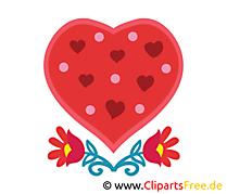 Images à télécharger coeur dessins gratuits