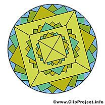 Dessin à télécharger mandala images