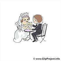 Restaurant mariage à télécharger gratuite
