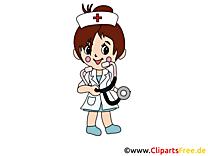 Clip art infirmière – Médecine gratuite