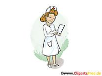 Infirmière dessin à télécharger - Médecine images