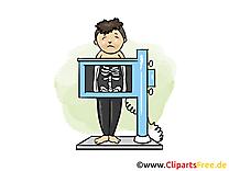 Radioscopie médecine image à télécharger gratuite