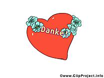 Coeur dessin à télécharger - Merci images