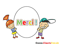 Enfants image gratuite - Merci cliparts