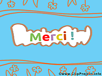 Merci beaucoup image cliparts