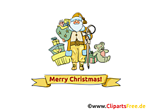 Carte Noël gratuit