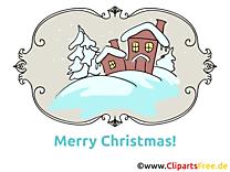 Carte Noël gratuite