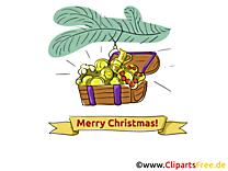 Cartes de Noël - Souhaitez un joyeux Noël