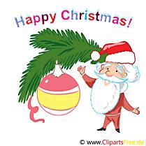 Happy Christmas Cartes de Voeux