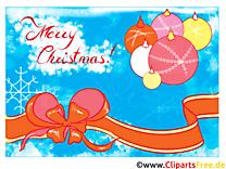 Joyeux Noël Carte à télécharger gratuitement
