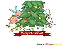Joyeux Noel Carte de souhaits