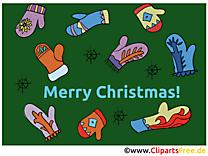 Joyeux Noël Carte de Voeux