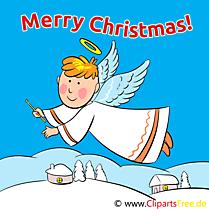 Merry Christmas Cartes de Voeux