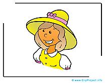 Chapeau cliparts images gratuites