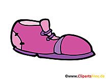 Chaussure clip art gratuit dessin
